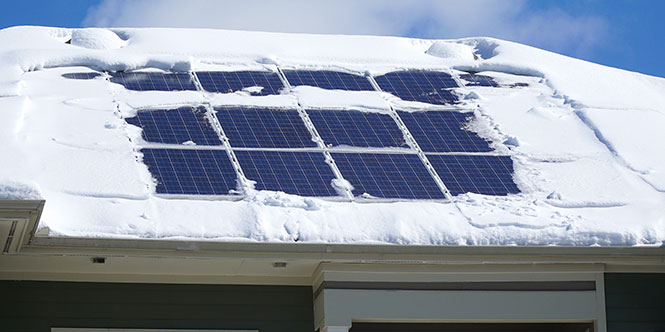Everything You Need To Know About Solar Panels In Winter
