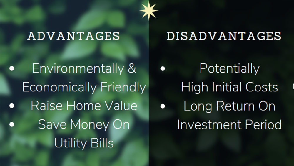 Advantages and Disadvantages of Solar Power Energy
