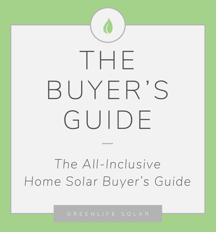 The All-Inclusive Home Solar Buyer's Guide